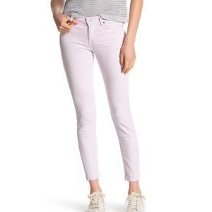 SEVEN FOR ALL MANKIND Lilac Ankle Skinny Jeans